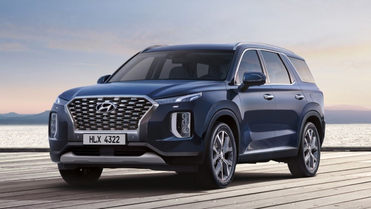 Hyundai Palisade 2021 Test Drive | Hyundai Usa News for 2021 Hyundai Kona Suv Rumor Release, Safety Changes, Price